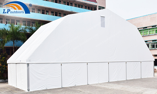 30m polygon roof sports music festival party tent installation.jpg